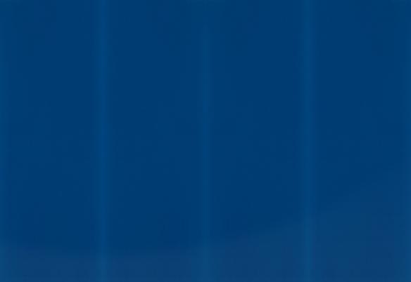 Vidrio Azul Fuerte