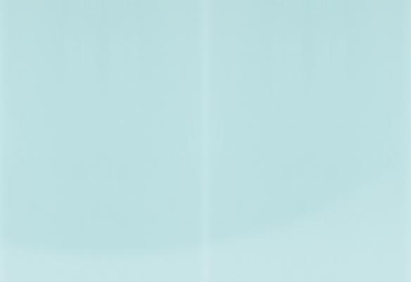Vidrio Azul pastel